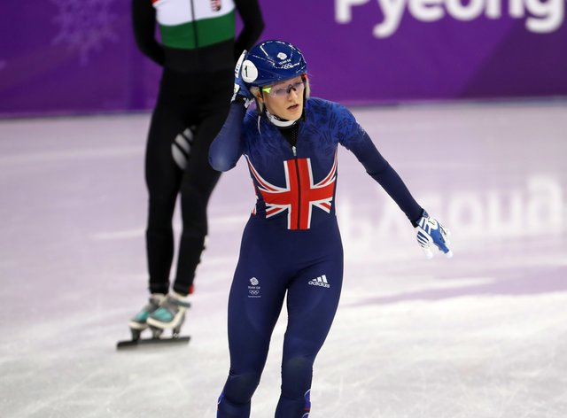 Elise Christie provides fans with an update on her mental health