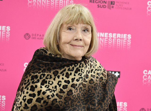 Dame Diana Rigg, who has died aged 82