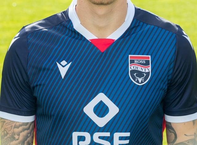 Lee Erwin joins St Mirren after Ross County departure (