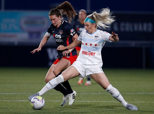 Ertz will not take part in the NWSL Fall Series