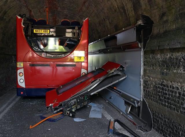 Winchester bus crash
