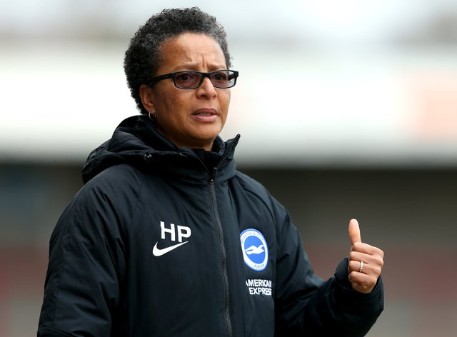 Powell hopes the homegrown rule coming into the WSL next season will help develop players