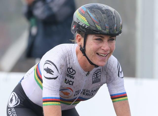 Annemiek van Vleuten leads the way of the nine-day race