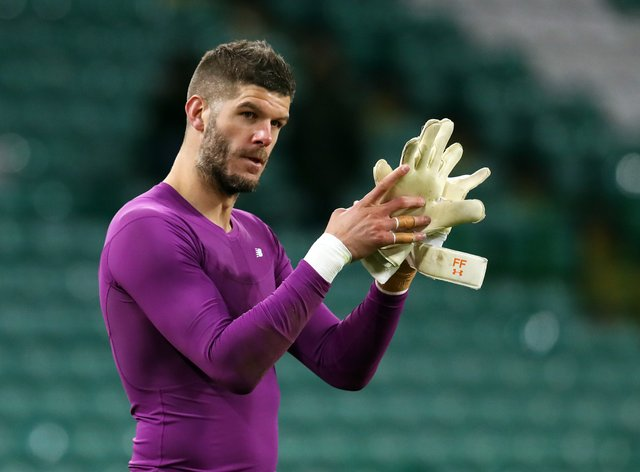 Fraser Forster could make a rare appearance for Southampton