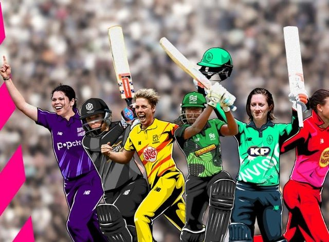 Players which was due to take part in the Hundred will be able to keep their contracts