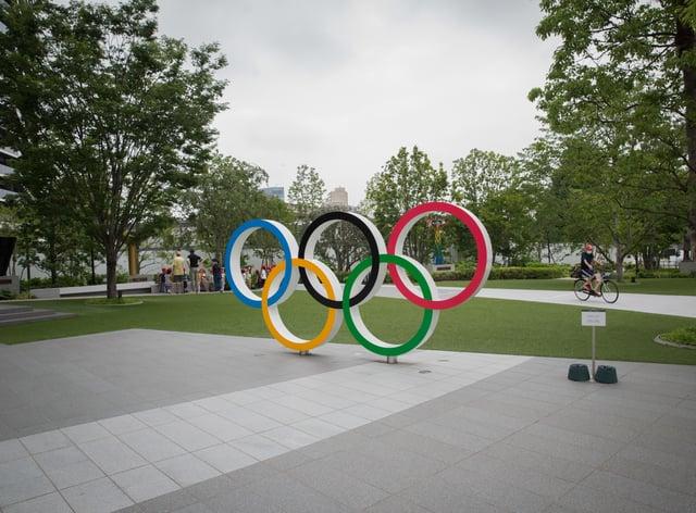 Tokyo Olympic Games organisers remain optimistic