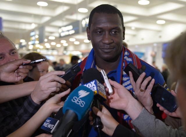Heskey will be an ambassador for the women's game at Leicester