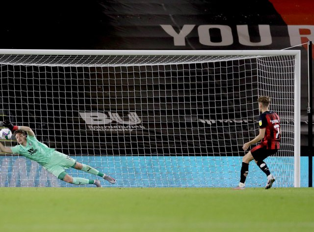 Bournemouth won an extraordinary shoot-out