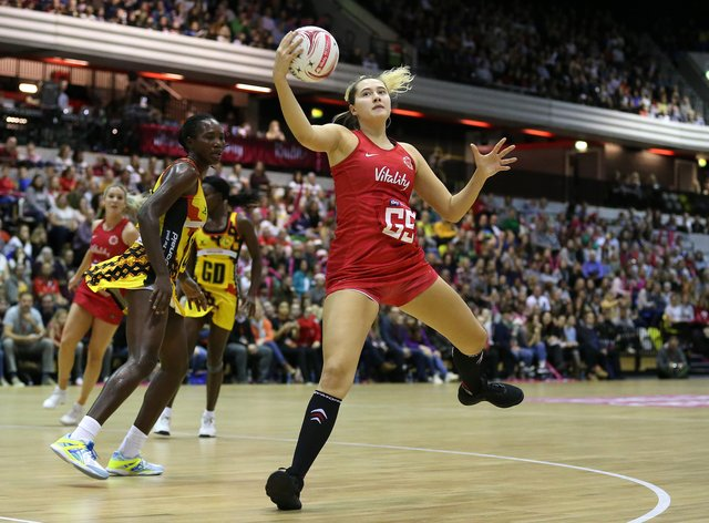 George Fisher is heading overseas to compete in the ANZ Premiership