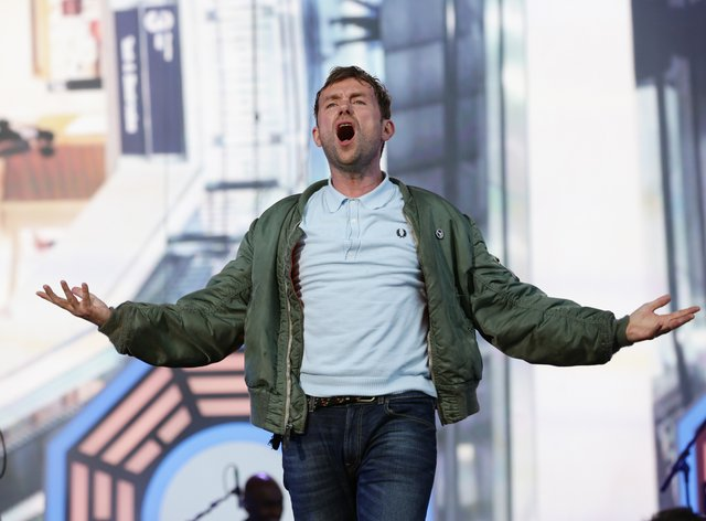 Blur have not been on tour together since 2015