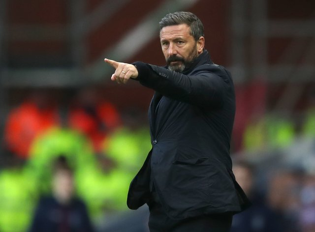 Aberdeen manager Derek McInnes is eyeing up a dream date with Sporting Lisbon