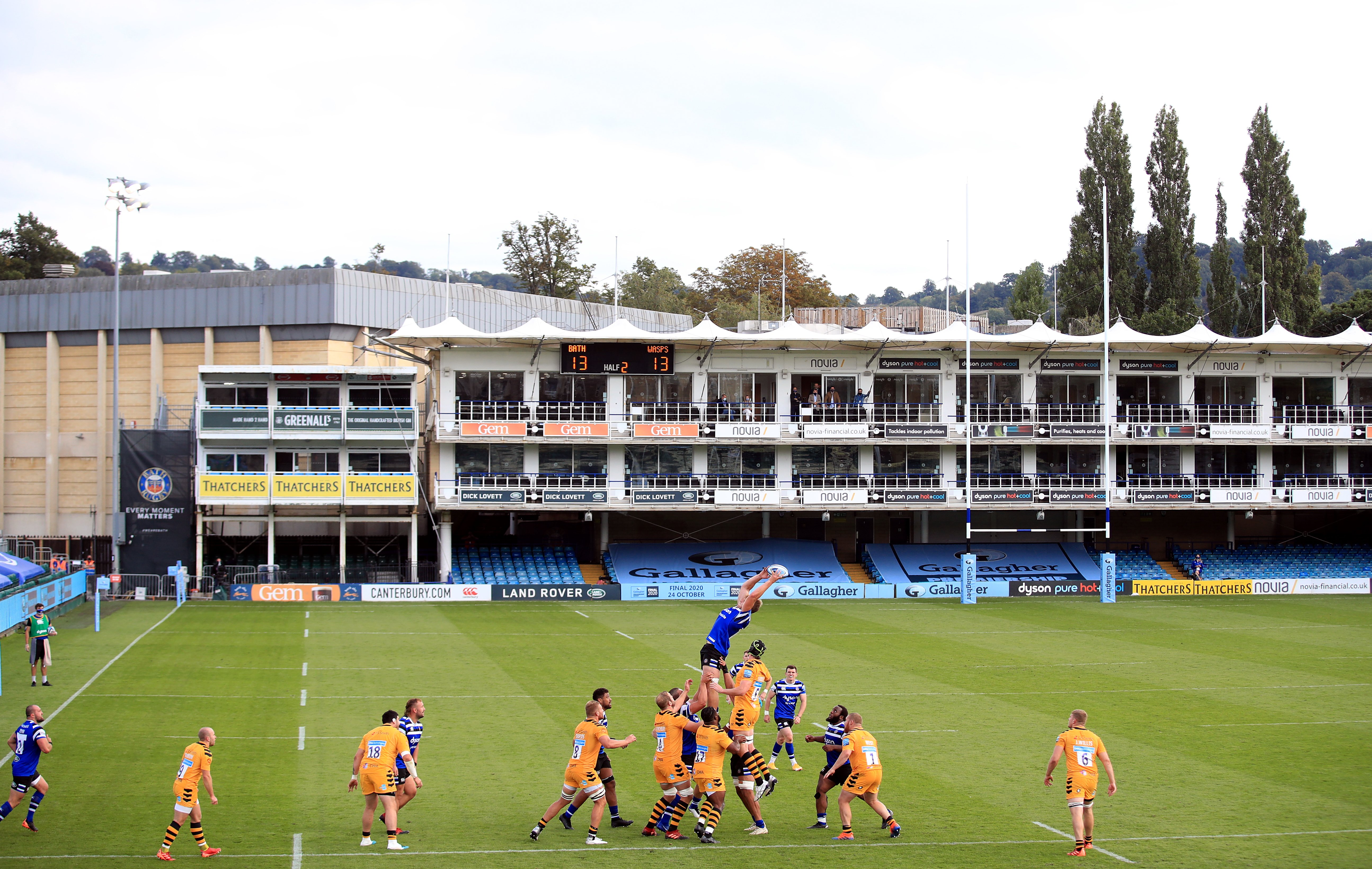 Premiership rugby and Super League matches given green light for crowd pilot