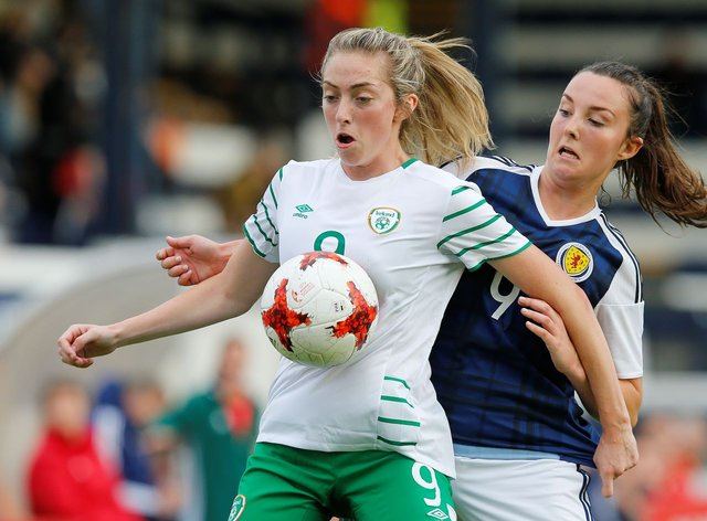 Connolly has said her side need belief in their Euro qualifier