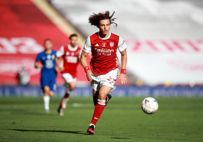 David Luiz available as Arsenal face West Ham