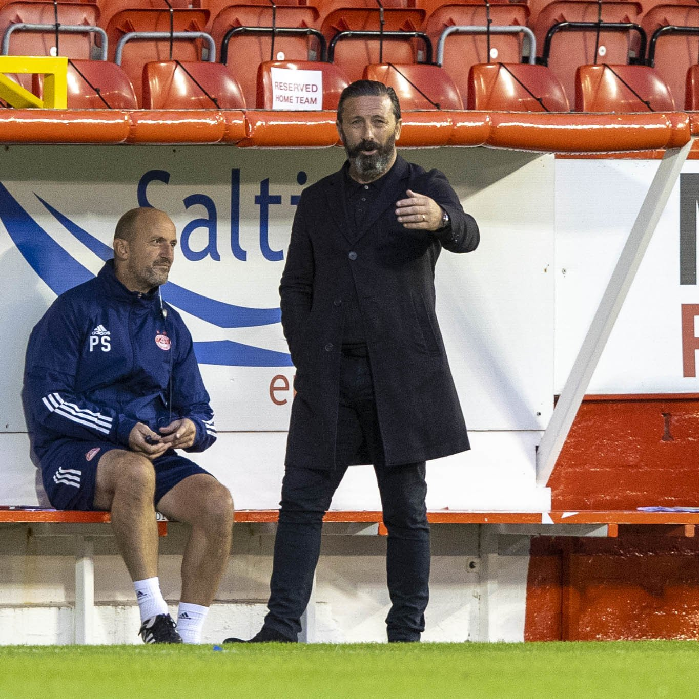 Derek McInnes hoping to keep Aberdeen fresh