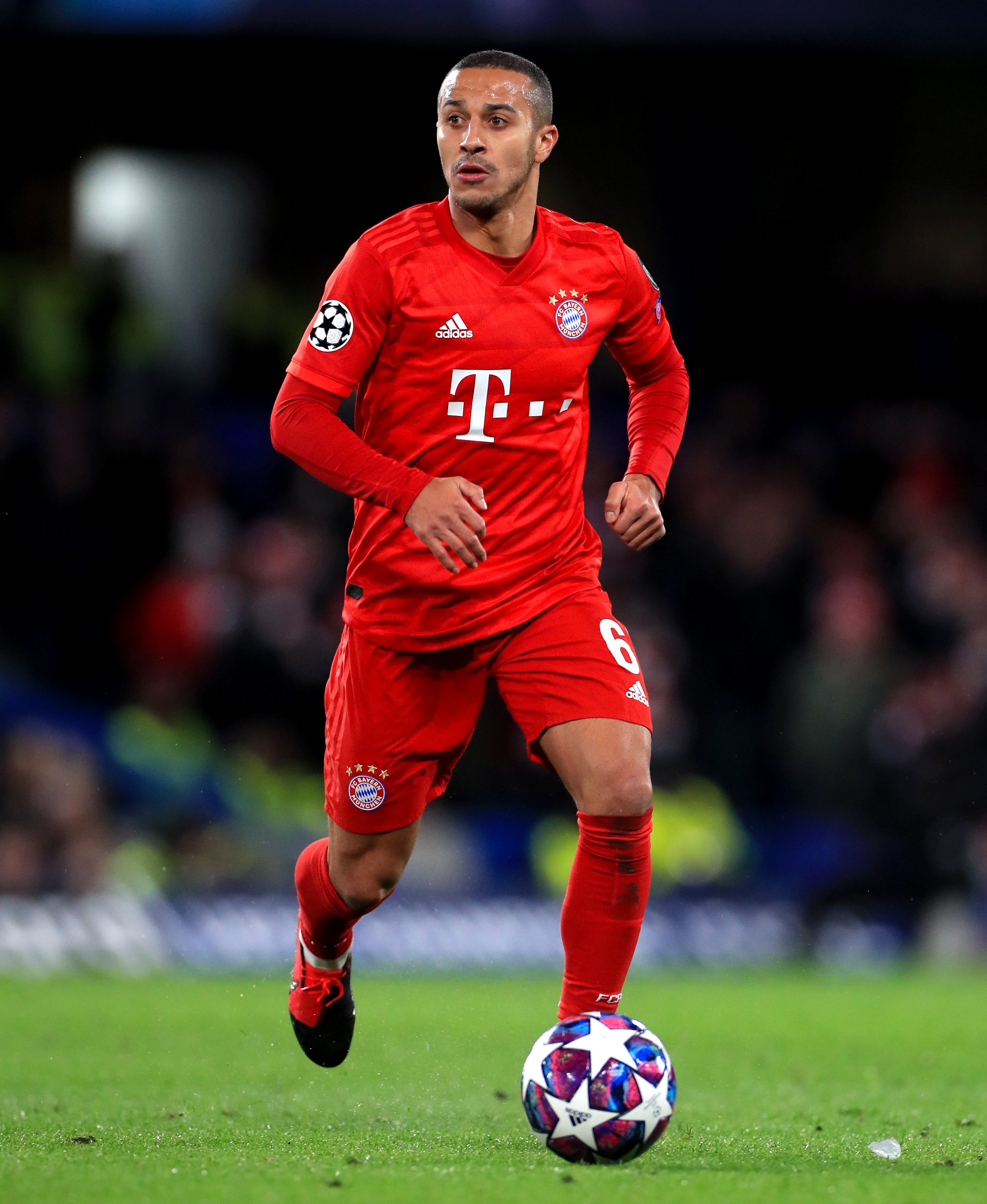 Thiago Alcantara available for Liverpool debut against Chelsea