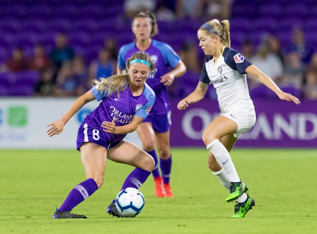 Orlando Pride have not played a match since October 2019