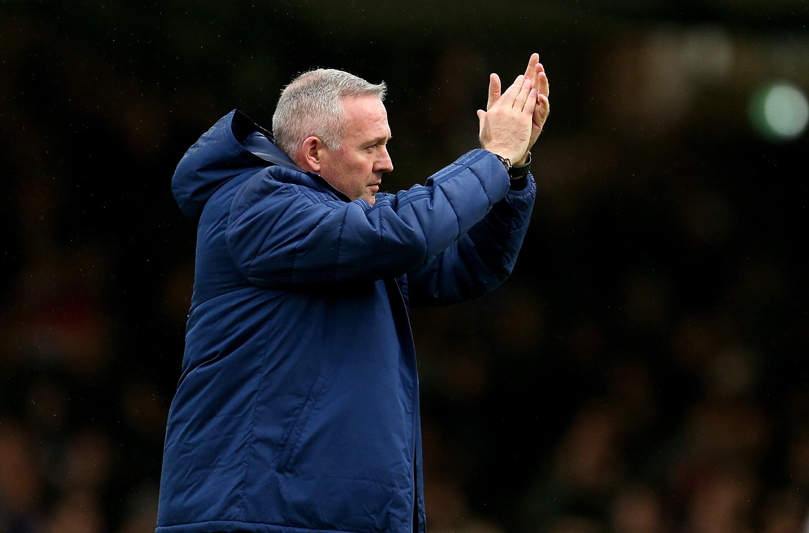 Ipswich boss Paul Lambert: Late win was no more than we deserved