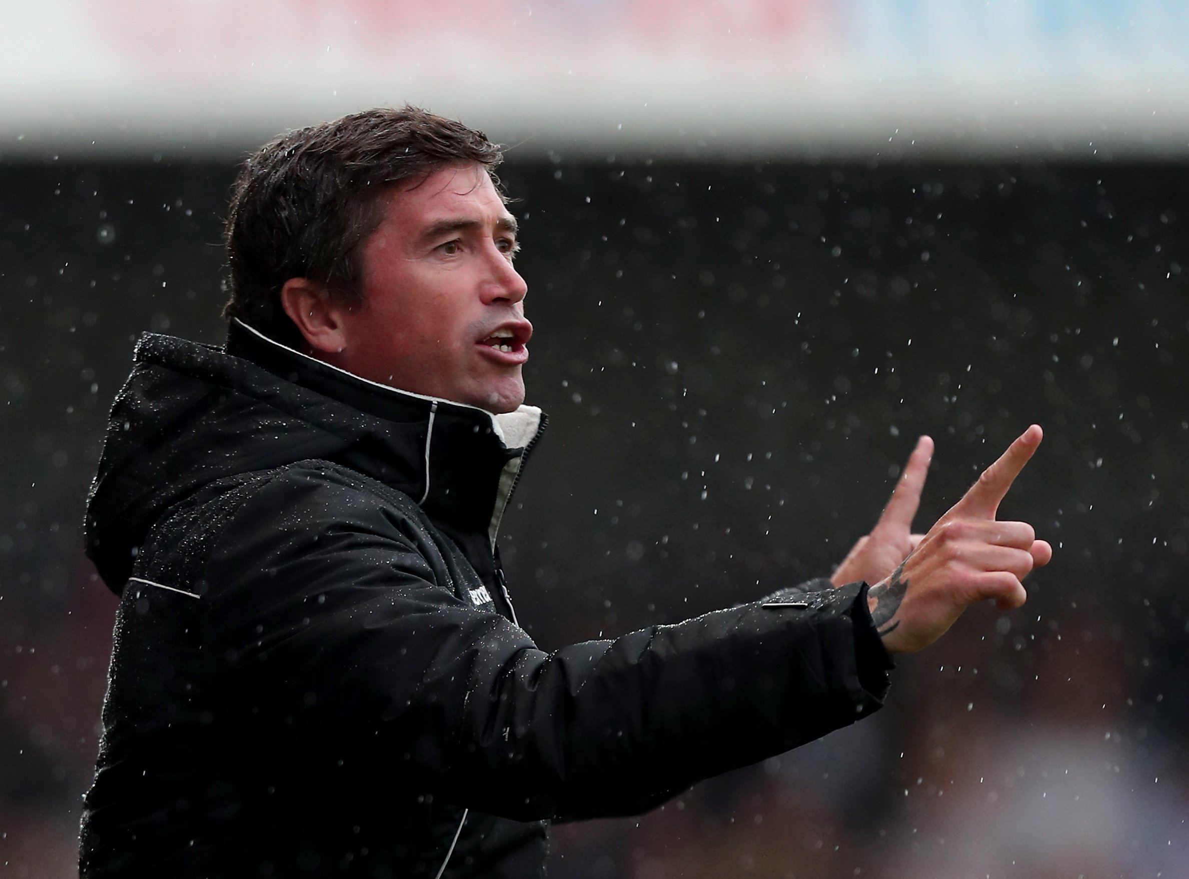 Harry Kewell describes Oldham display as 'terrible' in heavy defeat at Stevenage