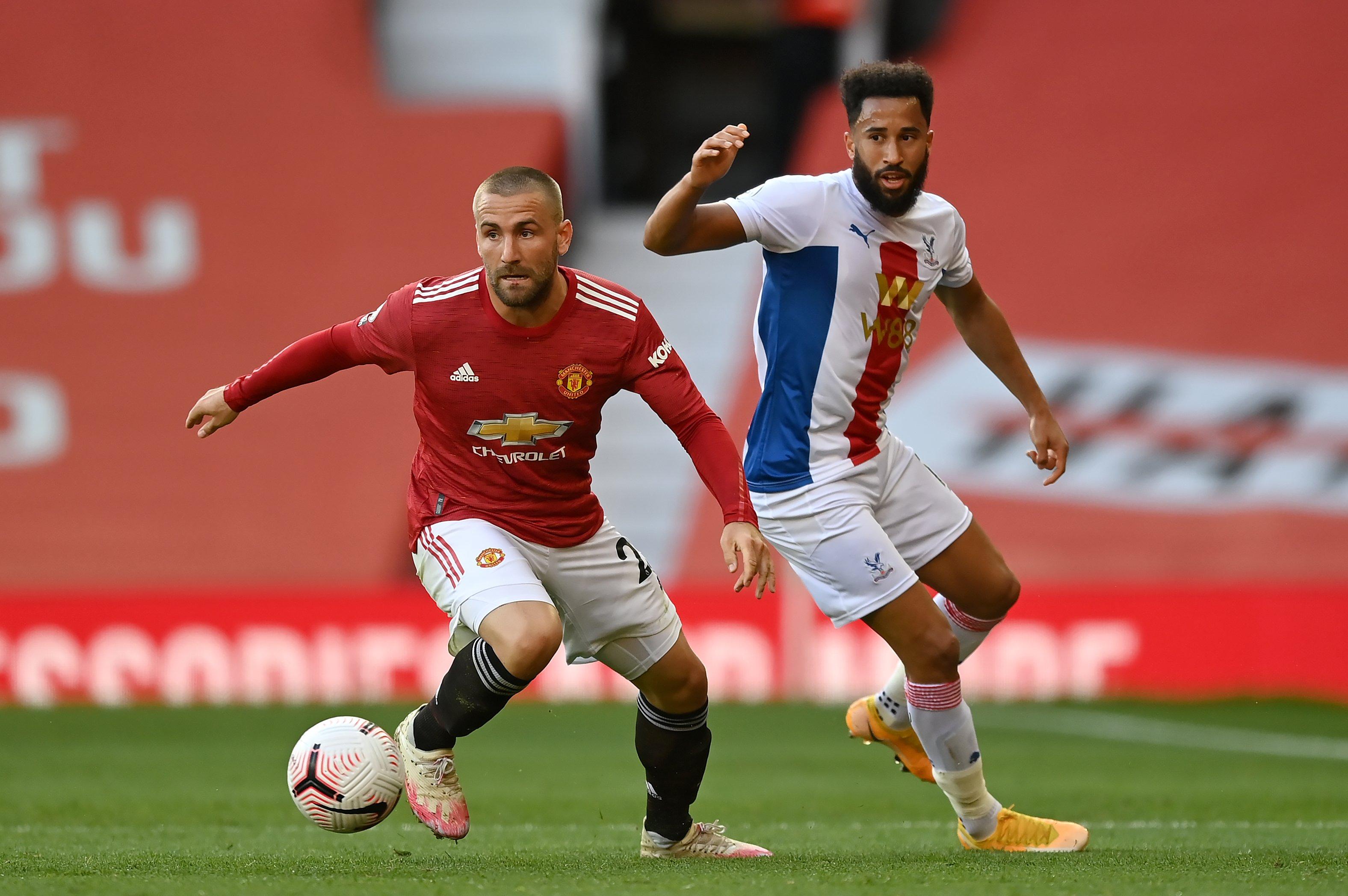 Luke Shaw admits Manchester United need reinforcements