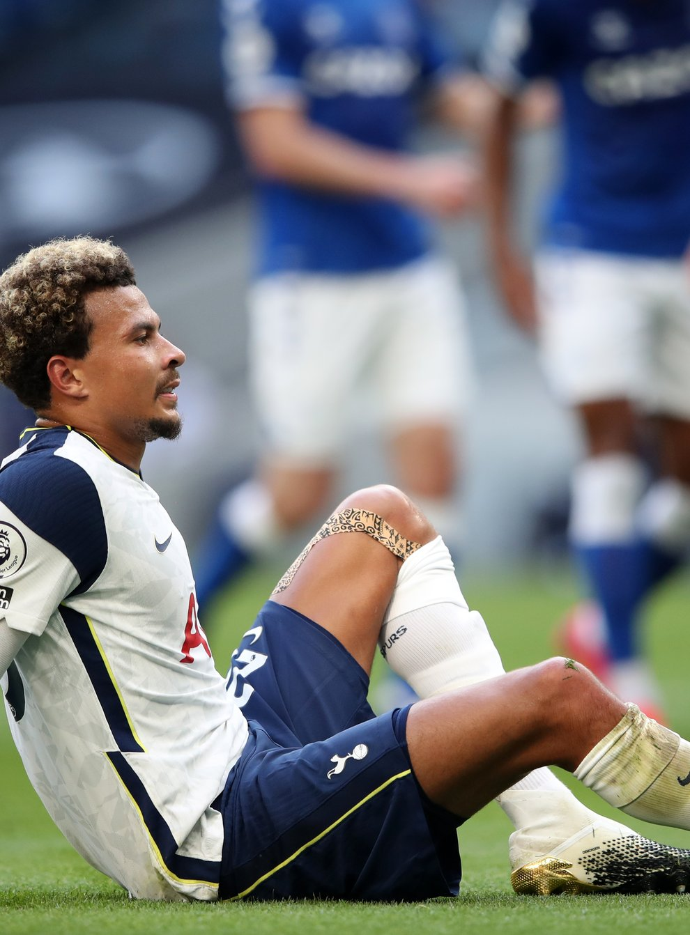 Alli was left out of Spurs' squad for their match with Southampton on Sunday afternoon
