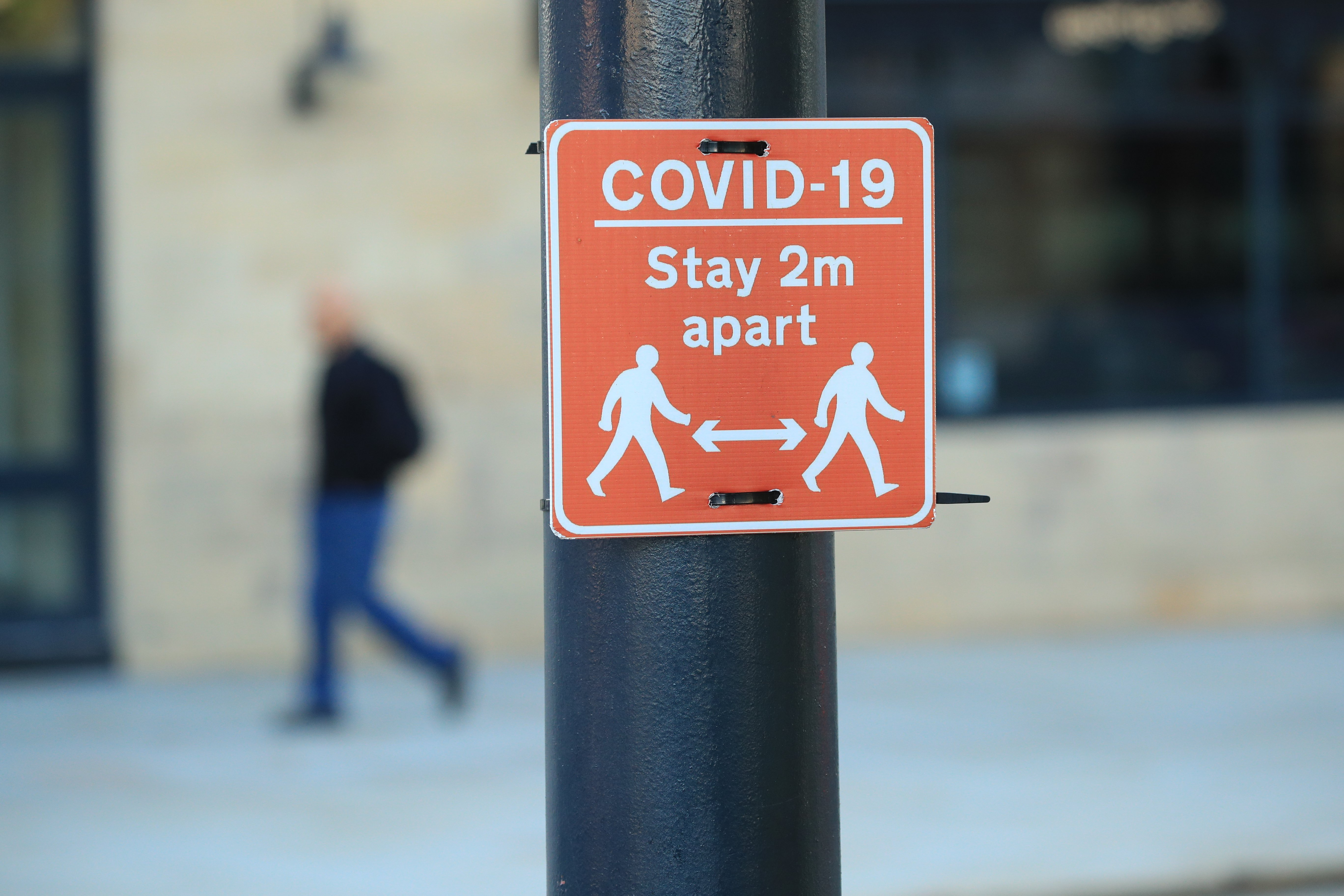 Coronavirus rules: What can you be fined for?