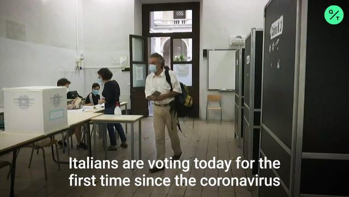 Italy Heads to the Polls