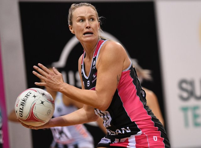 Chelsea Pitman to leave the Adelaide Thunderbirds