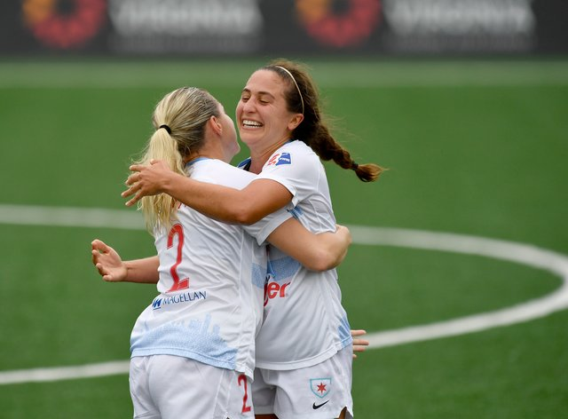 Chicago Red Stars proved ruthless on the counter-attack as they picked up their first Fall Series victory