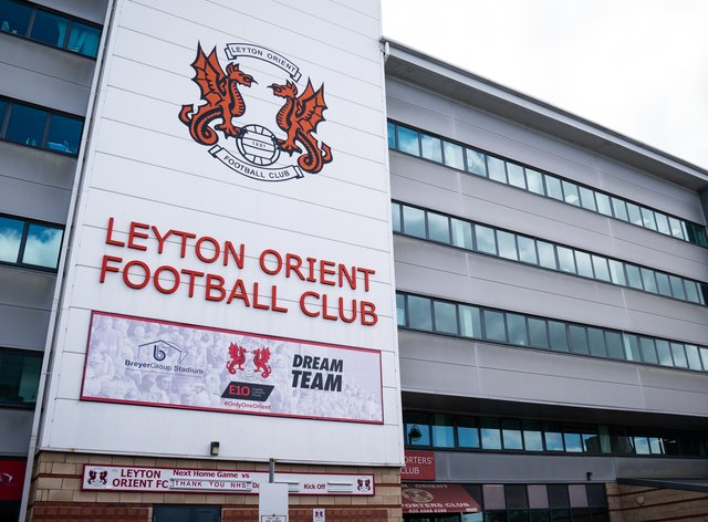 A number of Leyton Orient players have tested positive for coronavirus ahead of Tuesday's Carabao Cup tie with Tottenham