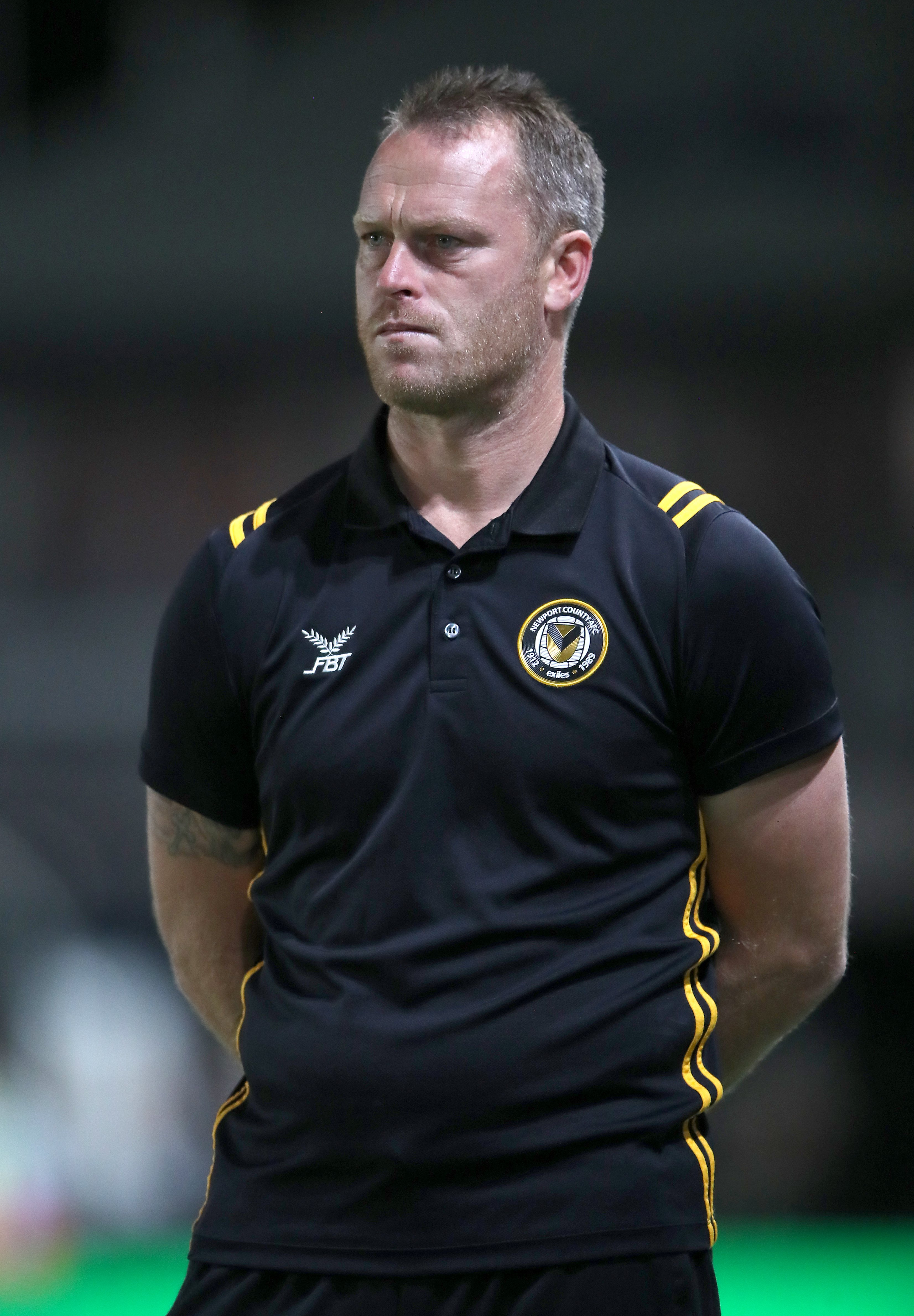 Liam Shephard a doubt for Newport's clash with Watford