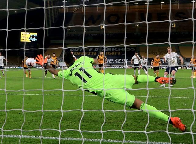 Wolverhampton Wanderers v Manchester City – Premier League – Molineux
