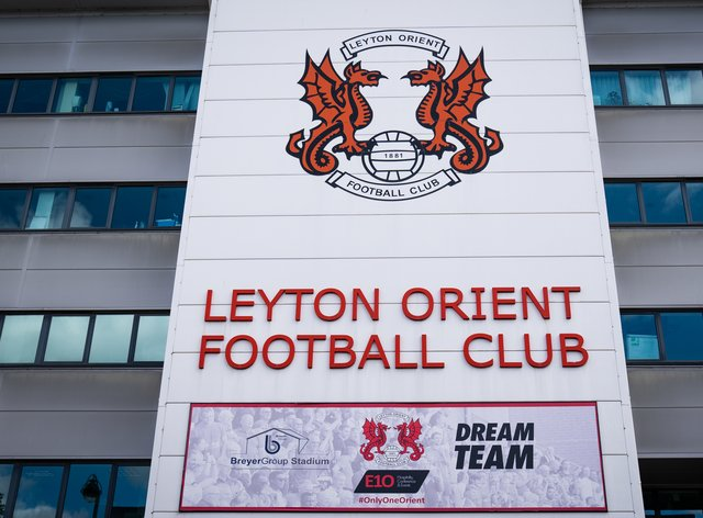 Leyton Orient's game with Tottenham in the Carabao Cup has been called off