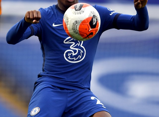 Callum Hudson-Odoi (pictured) has been challenged to hit back to his best by Frank Lampard