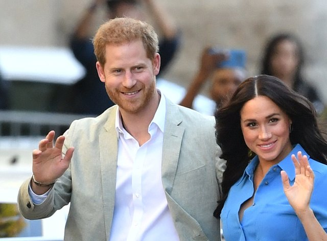 Harry and Meghan told US citizens of the importance of voting in this November's election