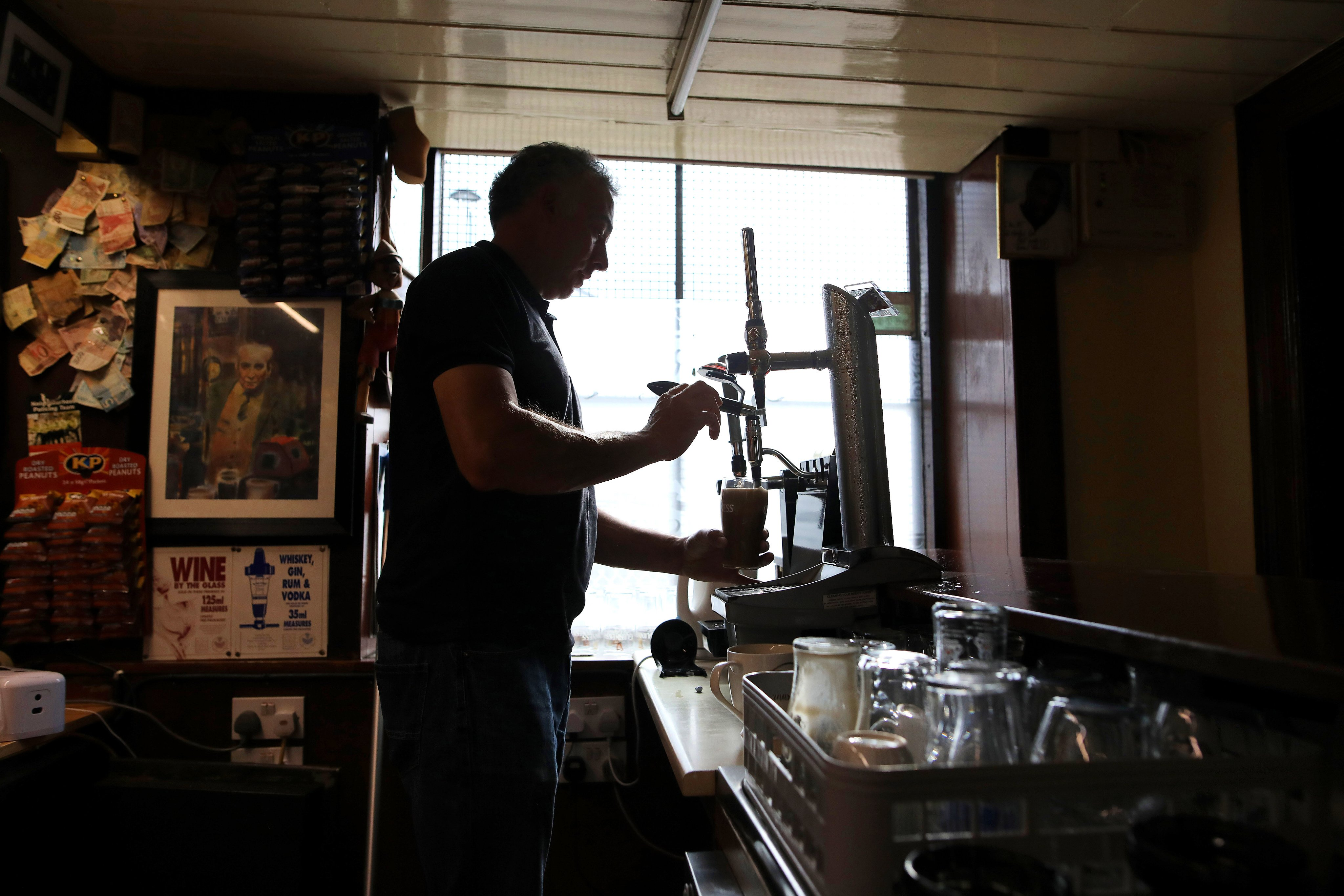 'Special day' for customers as N Ireland's non-food pubs reopen