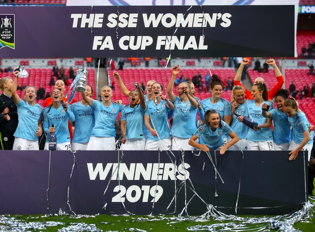 Manchester City are the current holders of the FA Cup
