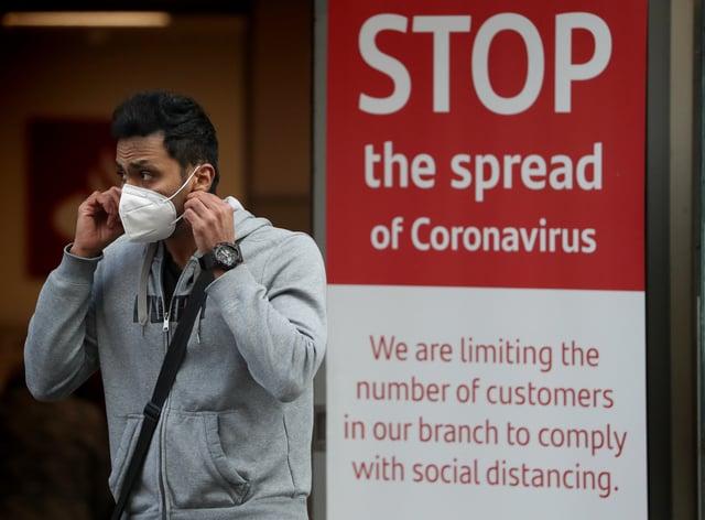Coronavirus laws