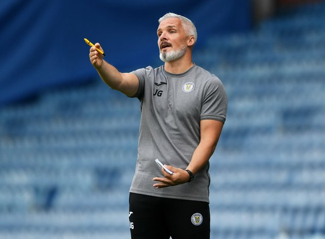 Jim Goodwin believes Scottish football can get fans back safely