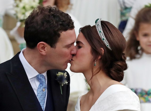 Princess Eugenie and Jack Brooksbank have announced they are expecting their first child.