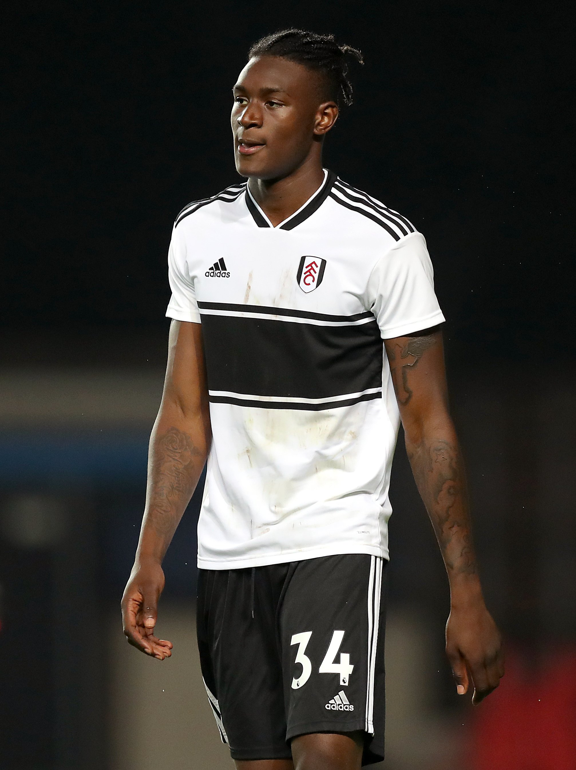 Fulham defender Jerome Opoku joins Plymouth on loan