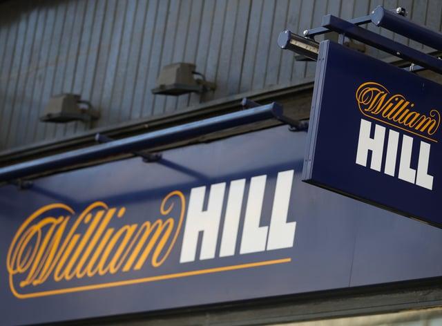 William Hill takover bids