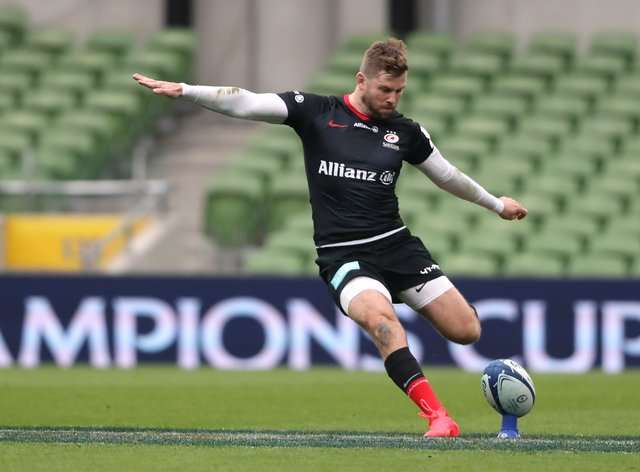 Defending champions Saracens will play this weekend