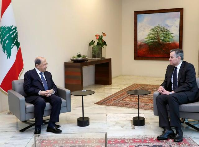 Lebanon's leaders