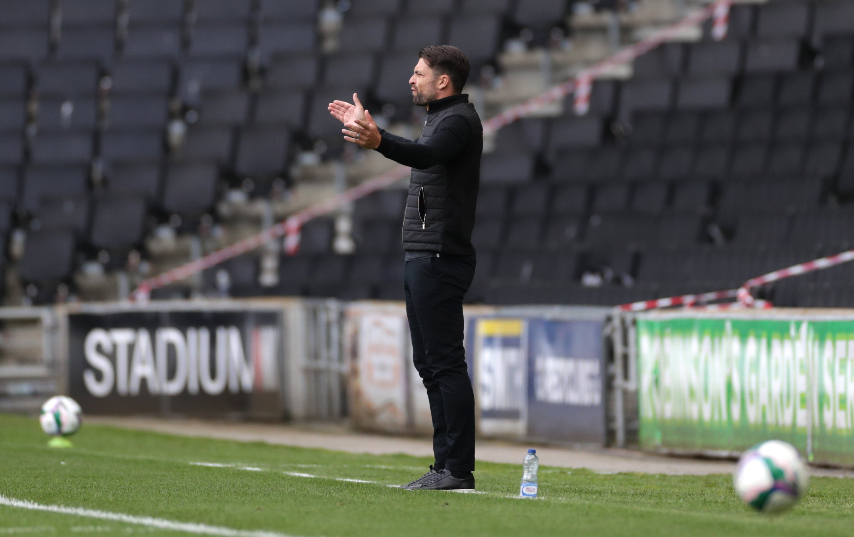 Russell Martin criticises MK Dons for 'worst performance of the season' at Crewe