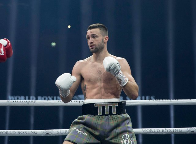 Josh Taylor wants to be undisputed champion