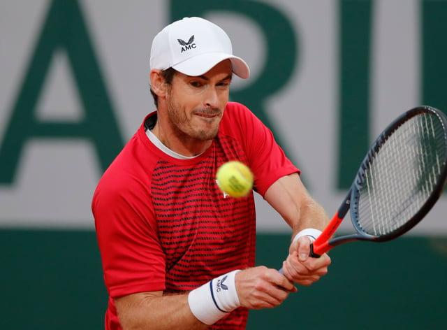 Andy Murray was well beaten by Stan Wawrinka