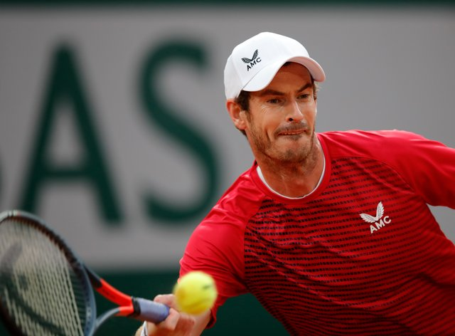 Andy Murray was soundly beaten by Stan Wawrinka at Roland Garros