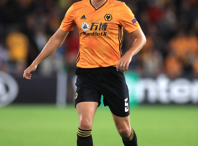 Ryan Bennett is yet to play for Wolves this season