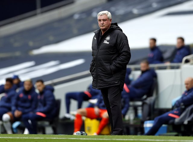 Newcastle head coach Steve Bruce has found himself in the firing line once again in recent days